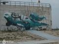 Rocket Range Mural