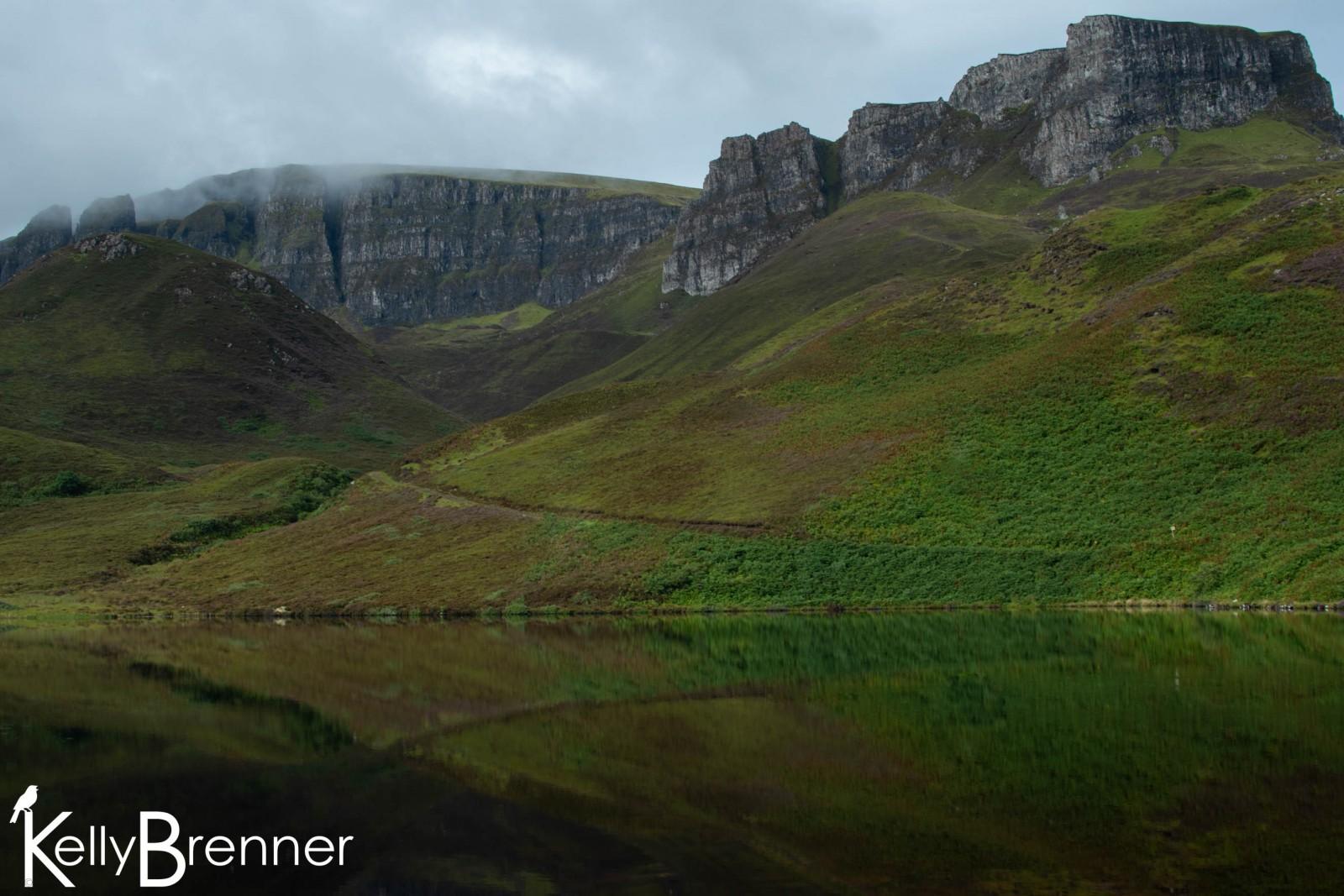 Loch Langaig, The Quiraing