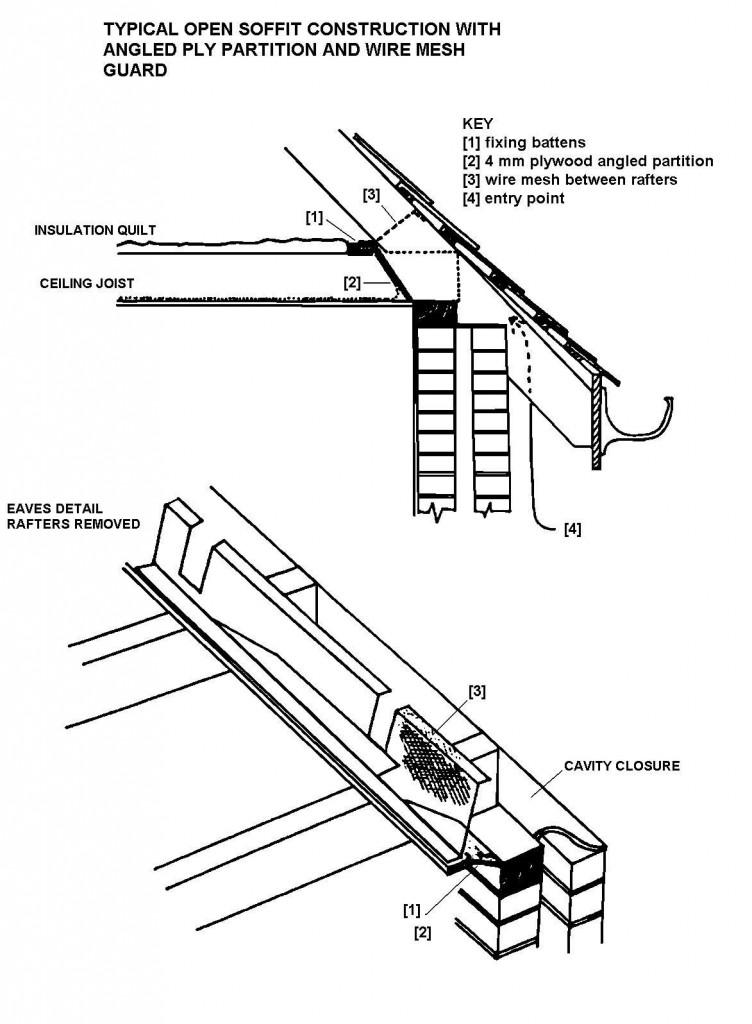 Roof Construciton Detail