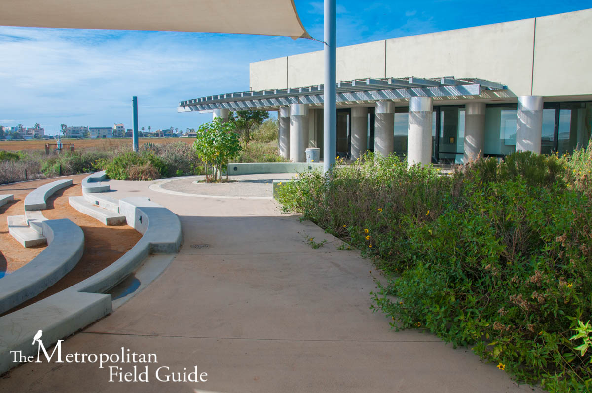 Tijuana Estuary Visitor Center Native Plant Garden