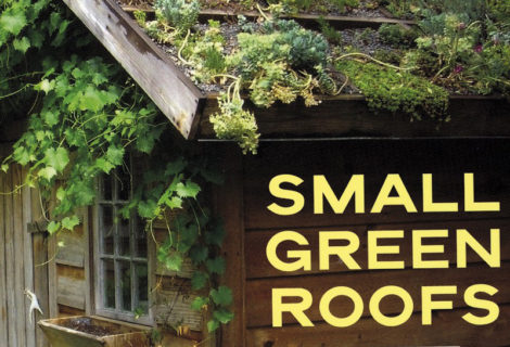 Book Review:: Small Green Roofs