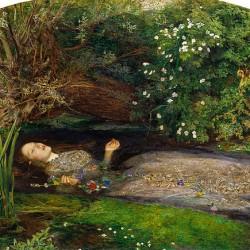 Millais's Ophelia