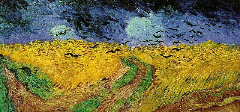 Plants in Paintings – Vincent van Gogh