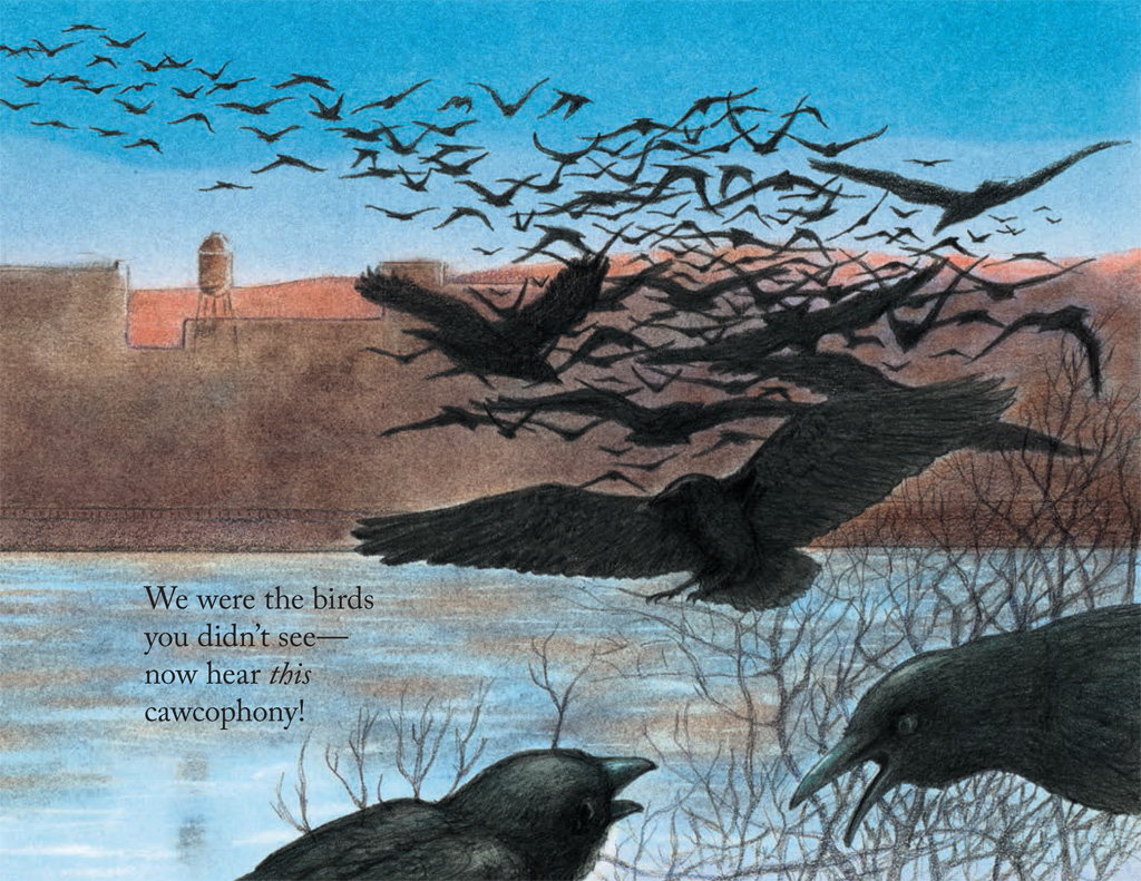 Nature Picture Books:: As The Crow Flies