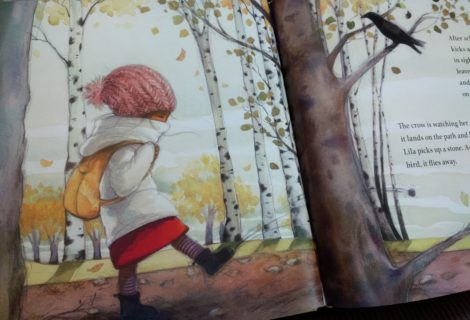 Nature Picture Books: Lila, Fox and Barnacle