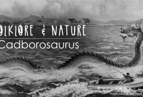 Folklore & Nature: Cadborosaurus