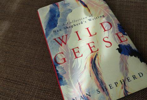 Book Review: Wild Geese by Nan Shepherd