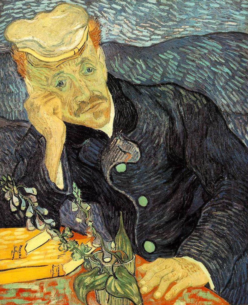 Kelly Brenner Plants In Paintings Vincent Van Gogh