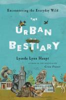 Book Review:: The Urban Bestiary
